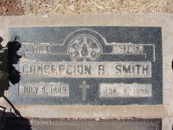 Concepcion Robles <i>Bustamante</i> Smith