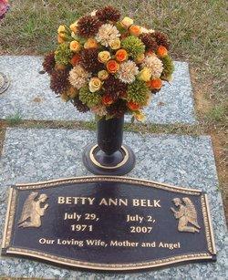 Betty Ann <i>Hicks</i> Belk