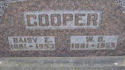 Daisy E Cooper