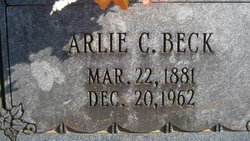 Arlie C Beck