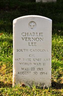 Charlie Vernon Lee