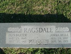 Jimma Belle <i>Strickland</i> Ragsdale