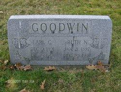 Ruth N <i>Kuhns</i> Goodwin