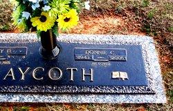 Donnie C Aycoth