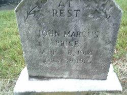 John Marcus Jackie Price
