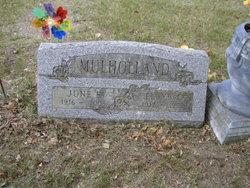 June E. Mulholland