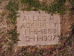 Alles M Ackerley