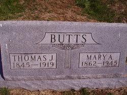 Thomas Jackson Butts