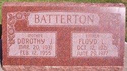 Dorothy <i>Jenson</i> Batterton
