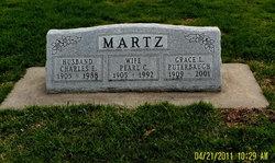 Grace L <i>Puterbaugh</i> Martz