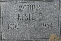 Elsie F <i>Pollock</i> Armstrong