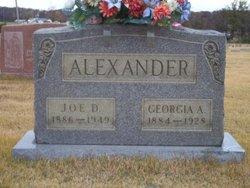 Georgia Alabama <i>Hunt</i> Alexander