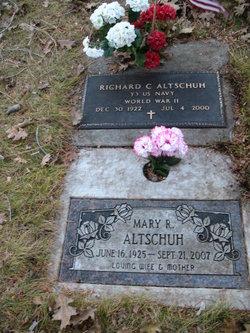 Mary Rosetta <i>Beardmore</i> Altschuh