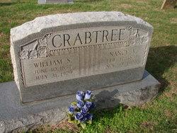 Nancy V. <i>Mullins</i> Crabtree