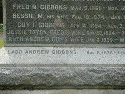 Bessie M Gibbons