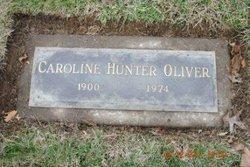Caroline Lysle <i>Hunter</i> Oliver