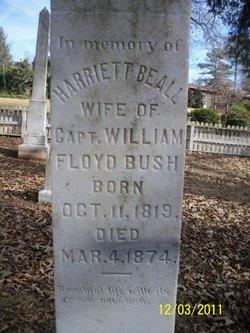 Harriett Beall <i>Jones</i> Bush