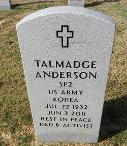 Talmadge Anderson