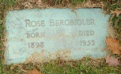 Rose <i>Gable</i> Bergbigler