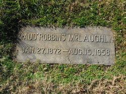 Maud Eliza <i>Robbins</i> McLaughlin