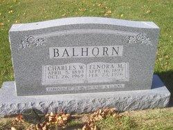 Charles W Balhorn