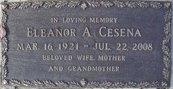 Eleanor A. Cesena