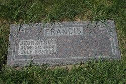 John Hyrum Francis