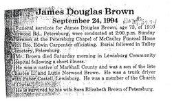 James Douglas Brown