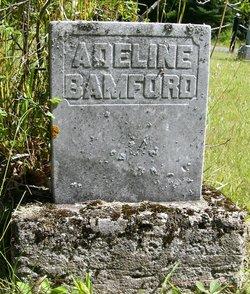 Adeline <i>Quesnel</i> Bamford