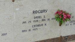 Daniel S Ridgway