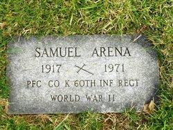 PFC Samuel Arena