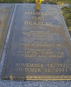 Mildred <i>Gay</i> Beazley
