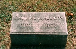 Pauline <i>Mangan</i> Alcorn