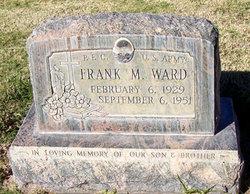 Frank McKenzie Ward