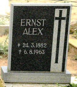 Ernst Wilhelm Alex