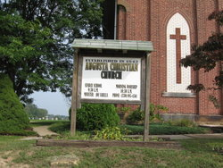 Augusta Christian Church Cemetery