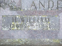H. William Anderson
