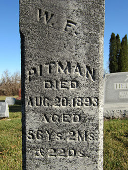 William Franklin Pitman