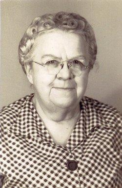 Virginia Elizabeth Virgie <i>Strole</i> Roudabush