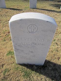 Cleveland R Addison