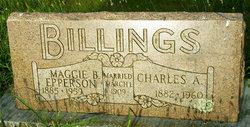 Maggie Belle <i>Epperson</i> Billings