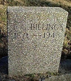 Thomas Oliver Billings