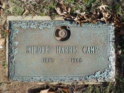 Mildred <i>Harris</i> Camp