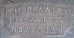 Francis Marion Crawley