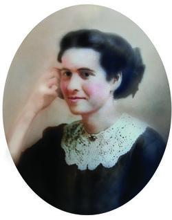Minnie Louella <i>Allen</i> Rogers