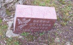 Bessie <i>Otteson</i> Hoover