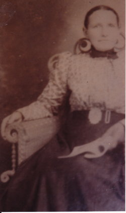 Sarah Elizabeth <i>Corbett</i> Carter