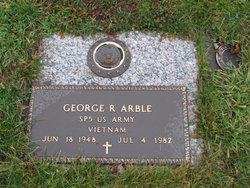 George Robert Arble, Jr