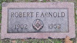 Robert Franklin Arnold
