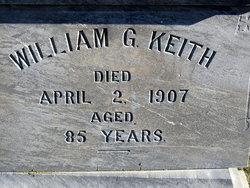 William G Keith